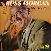 RUSS MORGAN - IN TO THE FIFTIES 2 CD NEW