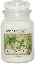 Yankee Candle Candela profumata Giara Grande Linden Tree durata 150 ore