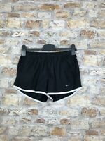 NIKE VINTAGE RETRO BLACK ATHLETIC RUNNING SPRINTER SHORTS UNISEX SIZE SMALL