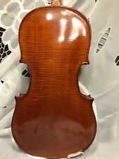 OLD ANTIQUE VINTAGE VIOLIN 4/4 SIZE MATHIAS ALBANI LABLE VERY NICE PERFECT