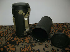 German WW 2  Wehrmacht gas mask canister can complete army Heer Elite