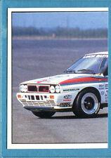 AUTO 2000 - SL - Figurina-Sticker n. 61 - LANCIA DELTA HF INTEGRALE 1/2 -New