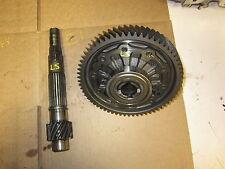 USDM Acura Integra LS b18b1 final drive ring gear open differential diff  oem