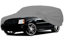 will fit NISSAN X-TRAIL 2005 2006 WATERPROOF SUV CAR COVER