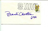 Brandi Chastain US Olympic Gold World Cup Champ Soccer Signed Autograph FDC