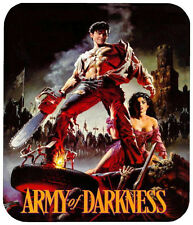 ARMY OF DARKNESS MOUSE PAD 1/4 IN. TV HORROR MOVIE MOUSEPAD