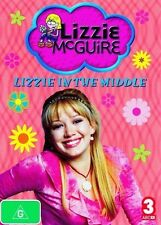 Lizzie McGuire - Lizzie In The Middle : Vol 11 (DVD, 2005)