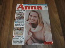 ANNA  10 vom 25.9.1992 -- KREUZSTICH-SCHATTENSTICKEREI-HARDANGER für den ADVENT