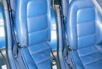 leather dye for AUDI TT and TT ROADSTER  50ML OF DENIM BLUE OR BLACK