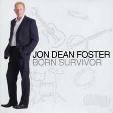 CD album Jon Dean Foster Born Survivor (your Love Is Magic) 2001 ZYX