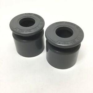 Lot of 2 SMI 0620MC Gripfast Shaft Collar Quick-Release Fasteners 16mm Bore