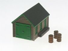 IMEX Perma-Scene N Scale - MAINTENANCE HANDCART SHED - Built-Up - IMX 6339