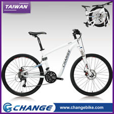 "Folding Bike 26"" MTB Bicycle Mountain Shimano 27S 13kg DF-609D-W Size 17"""