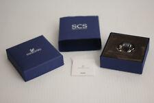 Swarovski 2012 SCS Chaton #1096758 Home Decor Crystal Figurine Display Gift