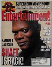 Entertainment Weekly 545 June 16 2000  Samuel L. Jackson  Superhero Flicks Guide
