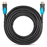 Premium HDMI Cable 25ft Bluray 3d DVD PS3 HDTV Xbox LCD 1080p High Speed 1.4