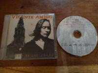 Vicente Amigo Ciudad de las Ideas CD Ariola - T