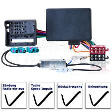 Radio Adapter CAN Bus Interface Kabel Doppel 2 Fakra VW Golf 5 V 6 Passat Polo
