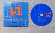 """CD AUDIO MUSIQUE / LA LUGH """"BRIGHID'S KISS"""" 2T CD SINGLE PROMO1995 SSK 5740"""