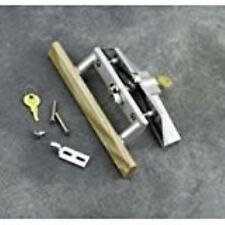 Wright Products VK1104 KEYED SURFACE MOUNT PATIO LATCH, ALUMINUM