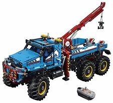 "LEGO TECHNIC "" 6x6 All Terrain Tow Truck "" 42070 Japan 1862pcs Free EMS Shipping"
