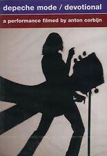 Depeche Mode : Devotional (2 DVD)