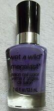 Wet N Wild Megalast Salon Nail Color Polish 213C On A Trip FREE SHIP
