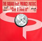 """The Squad Featuring Prince Patric 12"""" Can U Feel It - France (EX/EX)"""