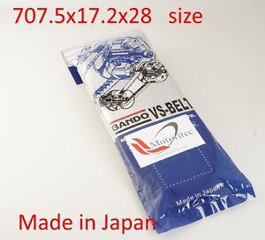 fits POLARIS Outlaw 50 90 110 4T ,Bando Belt OEM CVT Belt Driven 0453455 US CA