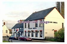 pu1233 - The Blue Bell Pub , Werrington , Cambridgeshire - photograph