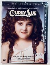 CURLY SUE (DVD, 1991) John Hughes James (Jim) Belushi Kelly Lynch Alisan Porter