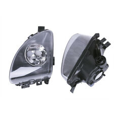 PAIR Front Fog Light Lamps For BMW 5-Series F10 F11 535i 550i 528i 2009-2015 CAO