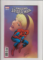 Amazing Spider-man #800 NM- 9.2 Marvel Comics Romita Variant 2018 vs. Red Goblin
