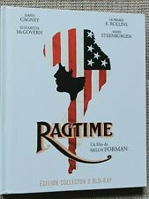 RAGTIME Milos Forman | mediabook BLU-RAY FR Edition