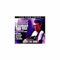Alexis Korner - Live From the Marquee Club  London - Blues. CD - New & Sealed