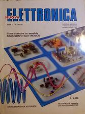 Nuova Elettronica rivista numero 130-131 Maggio-Giugno 1989