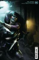 Joker #1 Punchline Cover C Mattina Variant Comics 1st Print NM unread 2021