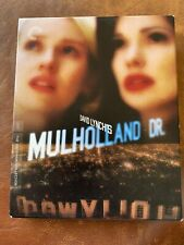 Mulholland Dr. (Blu-ray Disc, 2015, Criterion Collection) David Lynch DVD