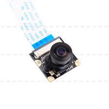 für Himbeer-Pi-Kamera-Brett Modul 5MP Weitwinkel-Fisch-Auge+Nachtsicht-Objektive