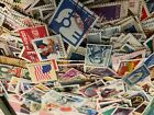 1100+plus+used+US+Stamps+off+the+paper