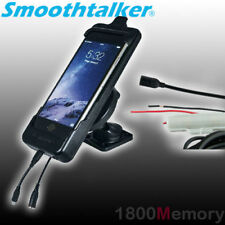 SmoothTalker Car Cradle Charger Dock with Antenna Coupler Apple iPhone 8 7 6 6S