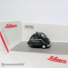 BMW Isetta Police SCHUCO MODEL 1/64 #A452021600