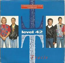Level 42 - Tracie tour edition 7 inch vinyl single