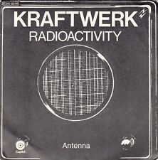"45 T SP  KRAFTWERK  ""RADIOACTIVITY"""