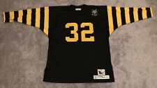 Mitchell & Ness Chicago Hornets 32 Throwback Jersey NFL 1949 Size 54