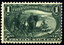 US Scott 285 Trans Mississippi Exposition  Mint LH