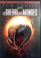 La Guerre des mondes [Édition Spéciale] 2 DVD (EX/M)