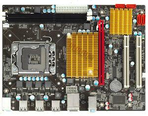 Intel X58 motherboard ATX LGA 1366 DDR3 for i3 i5 i7 cpu SATAII