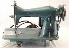 Vintage Wernard Hostess Electric Sewing Machine.