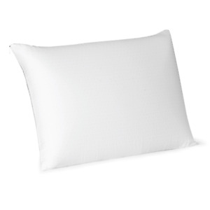 Beautyrest Latex Foam Pillow with Removable Cover 3 Sizes 100% Cotton New